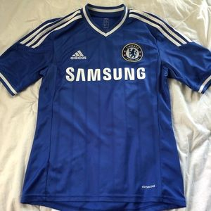 Authentic Chelsea kit jersey 2014-2015